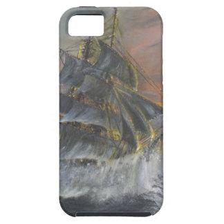 Terra Nova heads into a fierce Gale Dawn iPhone SE/5/5s Case