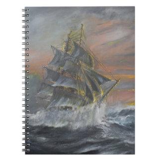 Terra Nova heads into a fierce Gale Dawn Notebook