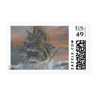 Terra Nova heads into a fierce Gale Dawn Stamp
