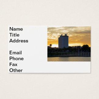 Terrace and Promenade Business Card