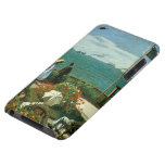 Terrace at the Seaside by Claude Monet iPod Touch Covers