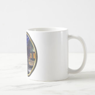 Terrace Cafe - Black Arabian Horse Coffee Mug