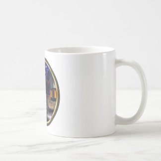 Terrace Cafe - Black Arabian Horse Coffee Mugs