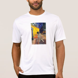 Terrace Cafe - Bull Mastiff #1 T Shirts