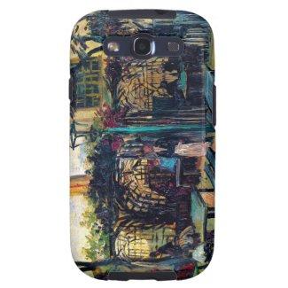 Terrace Cafe on Montmartre Vincent Van Gogh Galaxy S3 Case