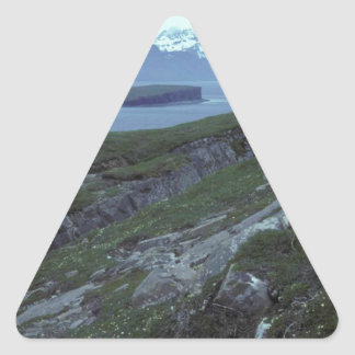 Terrace Island Wide Bay Triangle Sticker