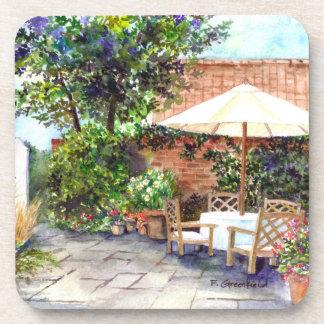 Terrace of The Manor House, York Coaster