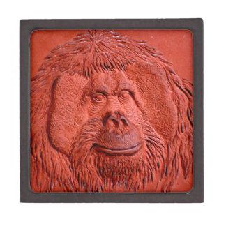 """""""Terracotta Ape"""" by Carter L. Shepard"""" Keepsake Box"""