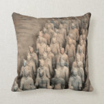 Terracotta Army China Pillow