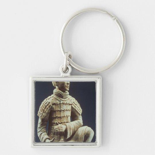 Terracotta Army, Qin Dynasty, 210 BC Keychain