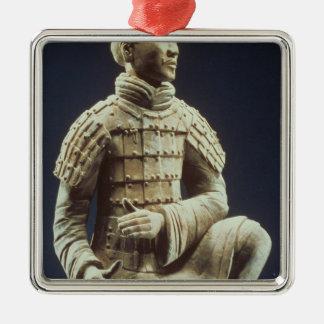 Terracotta Army, Qin Dynasty, 210 BC Metal Ornament