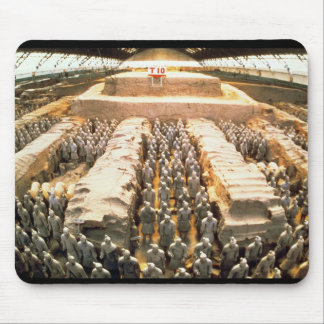 Terracotta Army, Qin Dynasty, 210 BC Mouse Pad
