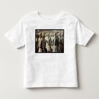 Terracotta Army, Qin Dynasty, 210 BC; warriors Toddler T-shirt