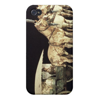 Terracotta Army, Qin Dynasty Cover For iPhone 4