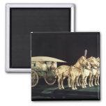 Terracotta Army, Qin Dynasty Fridge Magnets