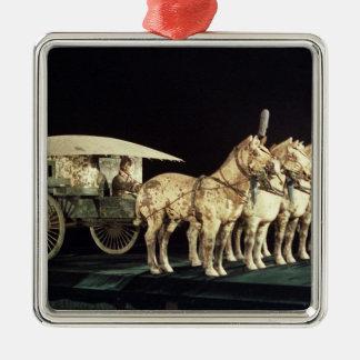 Terracotta Army, Qin Dynasty Metal Ornament