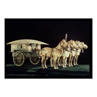 Terracotta Army, Qin Dynasty Poster