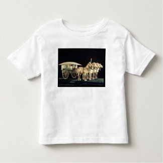 Terracotta Army, Qin Dynasty Toddler T-shirt