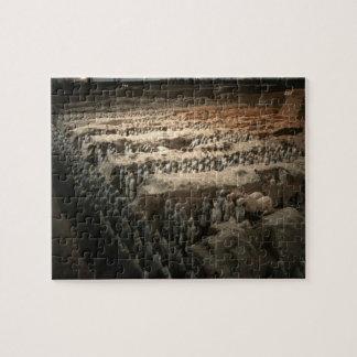 Terracotta Army Tricky Jigsaw Puzzle