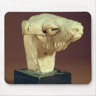 Terracotta camel head, Mohenjodaro, 2300-1750 BC Mouse Pad