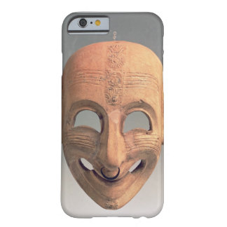 Terracotta grinning mask from San Sperate, 6th-5th Barely There iPhone 6 Case