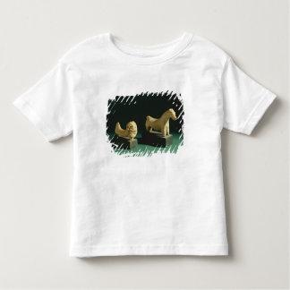 Terracotta lion and horse, Mohenjodaro 2300-1750 B Toddler T-shirt