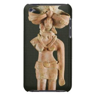 Terracotta Mother Goddess, Mohenjodaro, 2300-1750 iPod Touch Cover