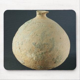 Terracotta pot, Kalibangan, 2300-1750 BC Mouse Pad