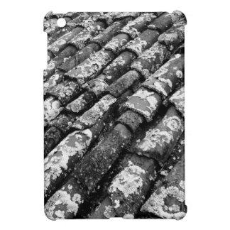 Terracotta roof tiles iPad mini cases