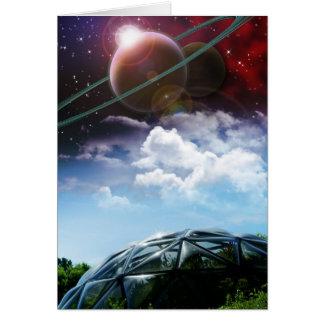 Terraform Greeting Card