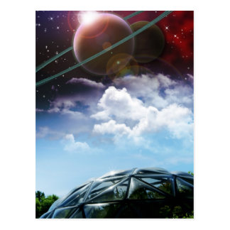 Terraform Postcard