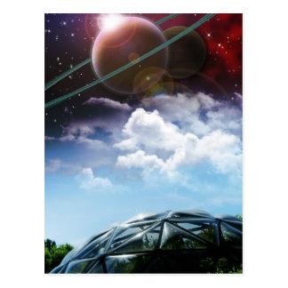 Terraform Postcard