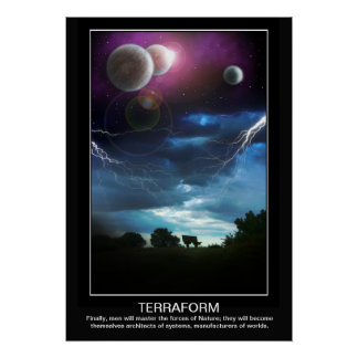 Terraform Poster
