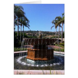 Terranea Resort in Palos Verdes Peninsula Card