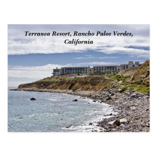 Terranea Resort Postcard