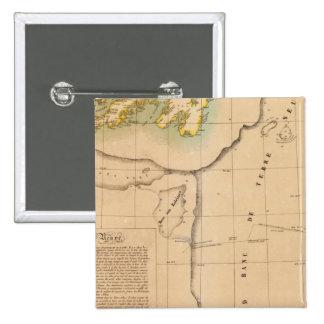 Terranova 45 pin cuadrado