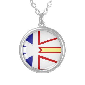 Terranova-Bandera #2 Collar Plateado