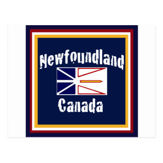 Terranova Canadá Postal
