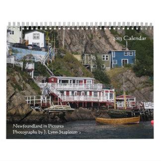 Terranova en imágenes: Un calendario 2013