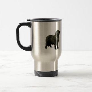 Terranova - negro, soporte tazas de café