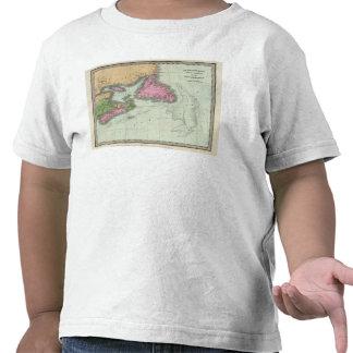 Terranova Nueva Escocia y Nuevo Brunswick Camiseta