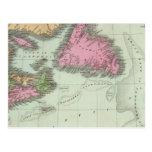 Terranova Nueva Escocia y Nuevo Brunswick Tarjetas Postales