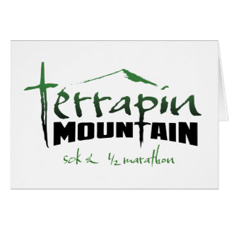 Terrapin 50k & Half Marathon Cards
