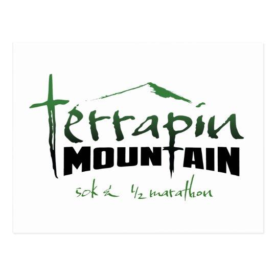 Terrapin 50k & Half Marathon Postcard