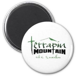 Terrapin 50k & Half Marathon Refrigerator Magnet