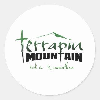 Terrapin 50k & Half Marathon Stickers
