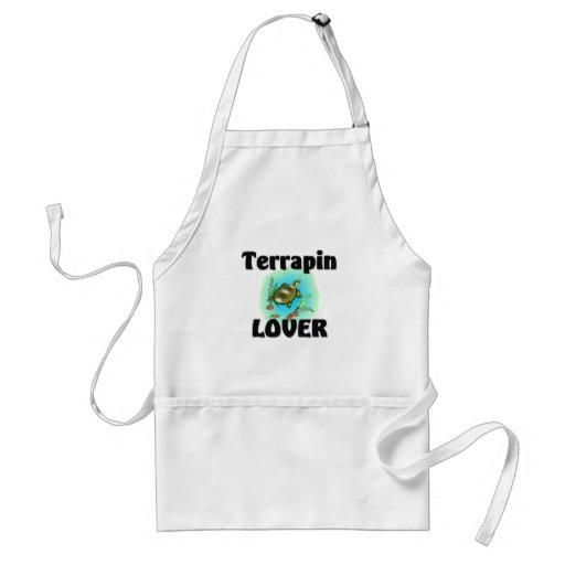 Terrapin Lover Adult Apron