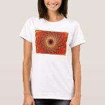 Terrapin Spin Fractal Art T-Shirt