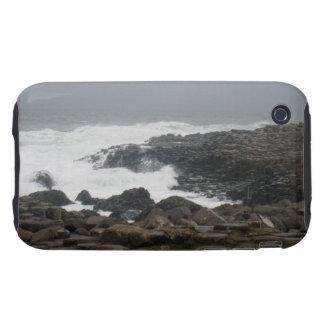 Terraplén de Giants, Irlanda del Norte iPhone 3 Tough Protectores
