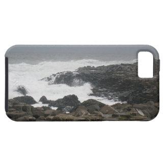 Terraplén de Giants, Irlanda del Norte iPhone 5 Case-Mate Protectores